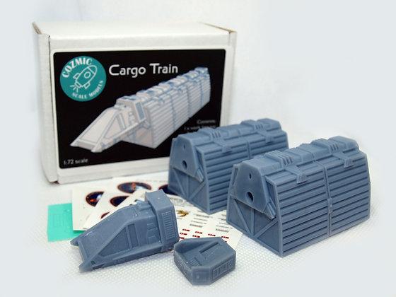 1:72nd scale Cargo Train (full kit)