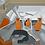 Thumbnail: 1:72nd scale Delta Flyer Interior Kit