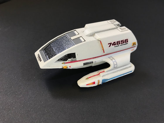 1:72nd scale Type 8 Shuttlecraft