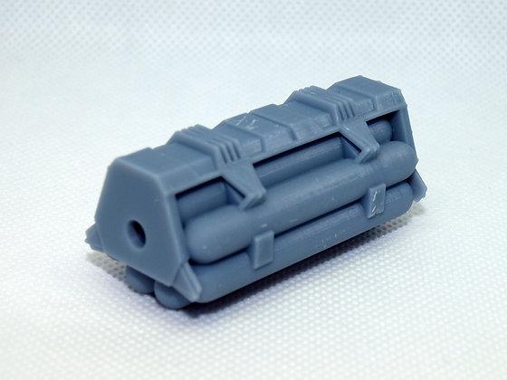 1:72nd scale Tanker Pod SM1