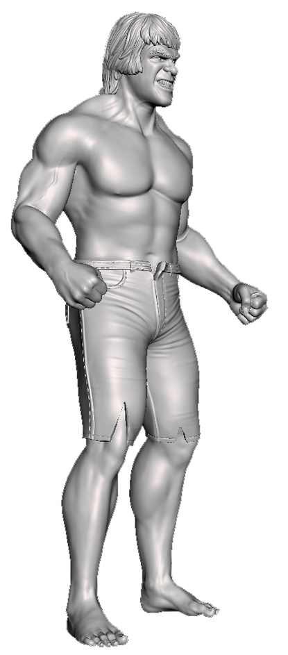 "Incredible Hulk 9"" figure"