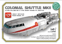 Mk2 Colonial Shuttle