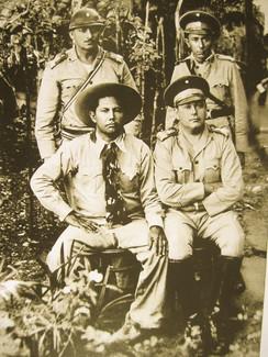 Angico 1938: Joca Bernardo, João Bezerra, Pedro de Cândido e a metralhadora de Odilon Flor