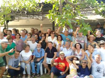 Encontro reúne ex-líderes estudantis da UFPB após 40 anos da realização da Calourada 77