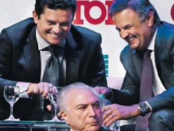 Mídia: Pesquisa Ipsos revela crescente rejeição a Moro; aceitação de Lula sobe