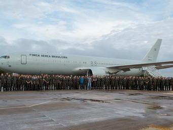 Militares dos EUA e Brasil participam de operações humanitárias e de logística na Amazônia