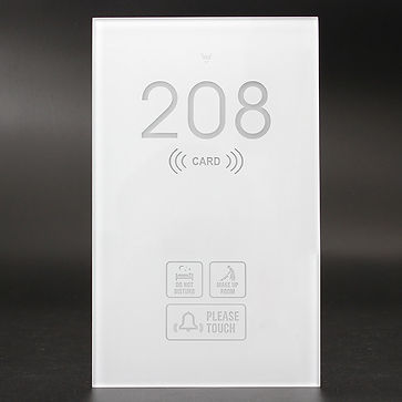 Electronic-Lock-Integrated-Tempered-Glas