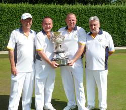 Fours winners 2012
