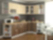 Кухня Лилия 6
