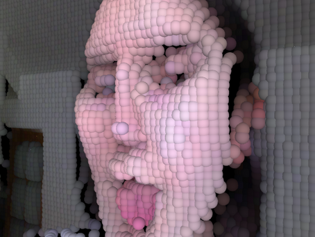 PxP: 3D round me