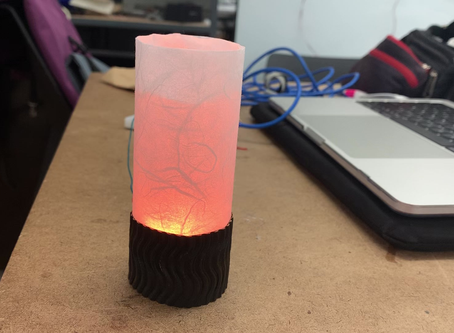 Week 2: Artificial Candle