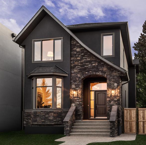 Johns Residence : Custom Build