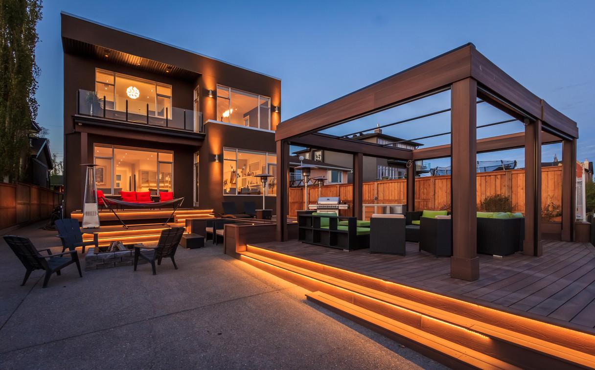Dawson Residence : Custom Build