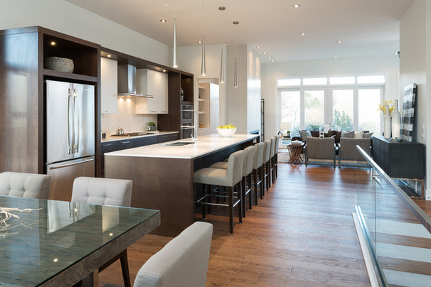 Lee Residence: Custom Build