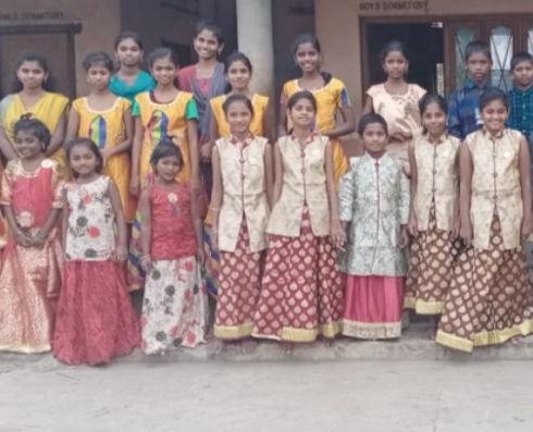 OFHM Orphan Girls