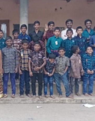 OFHM Orphan Boys