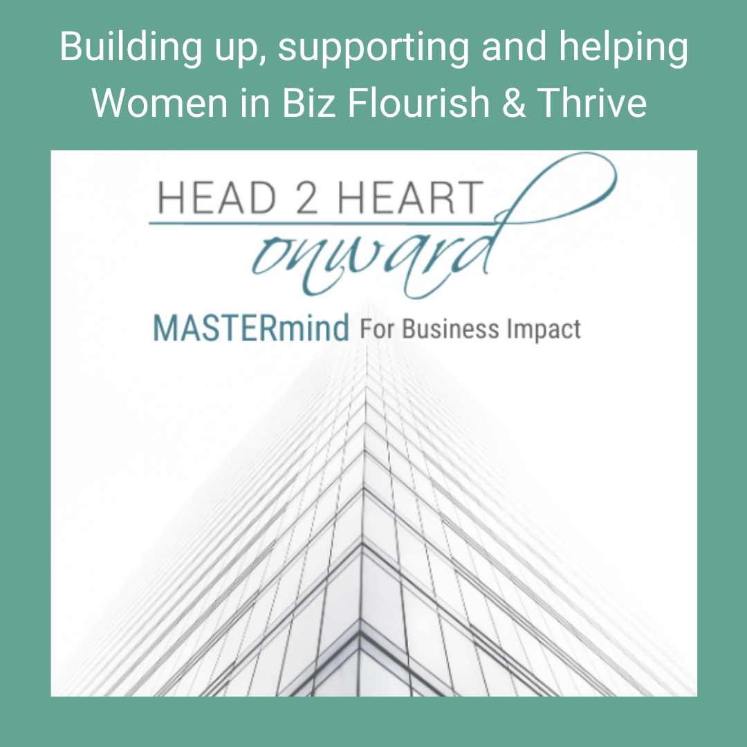 Head2Heart Onward MASTERmind Invite2