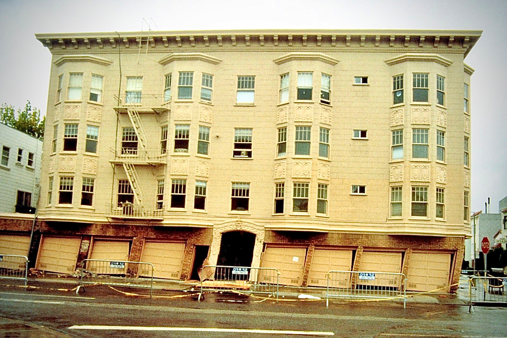 Oakland soft story retrofit program structural engineering construction project residential building photo