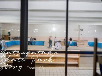Yatsugatake Skate Park Story Issue03