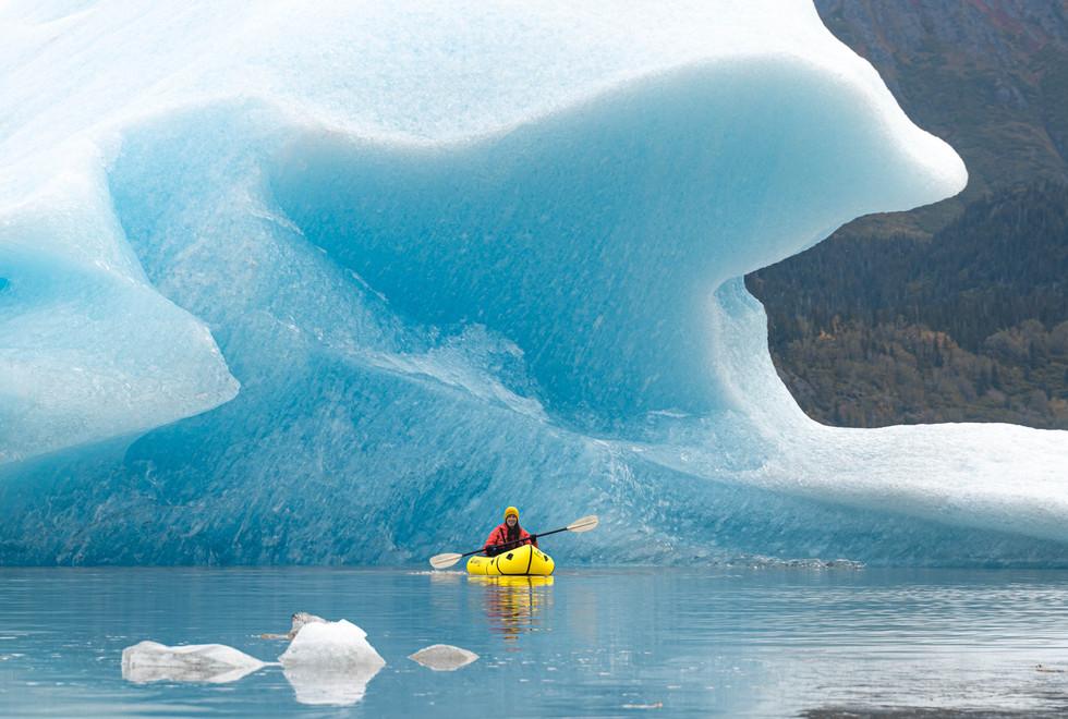 Grewingk Glacier, AK 1