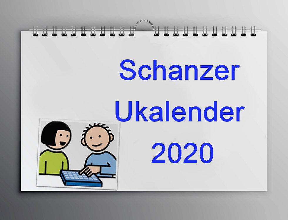 Schanzer UKalender 2020