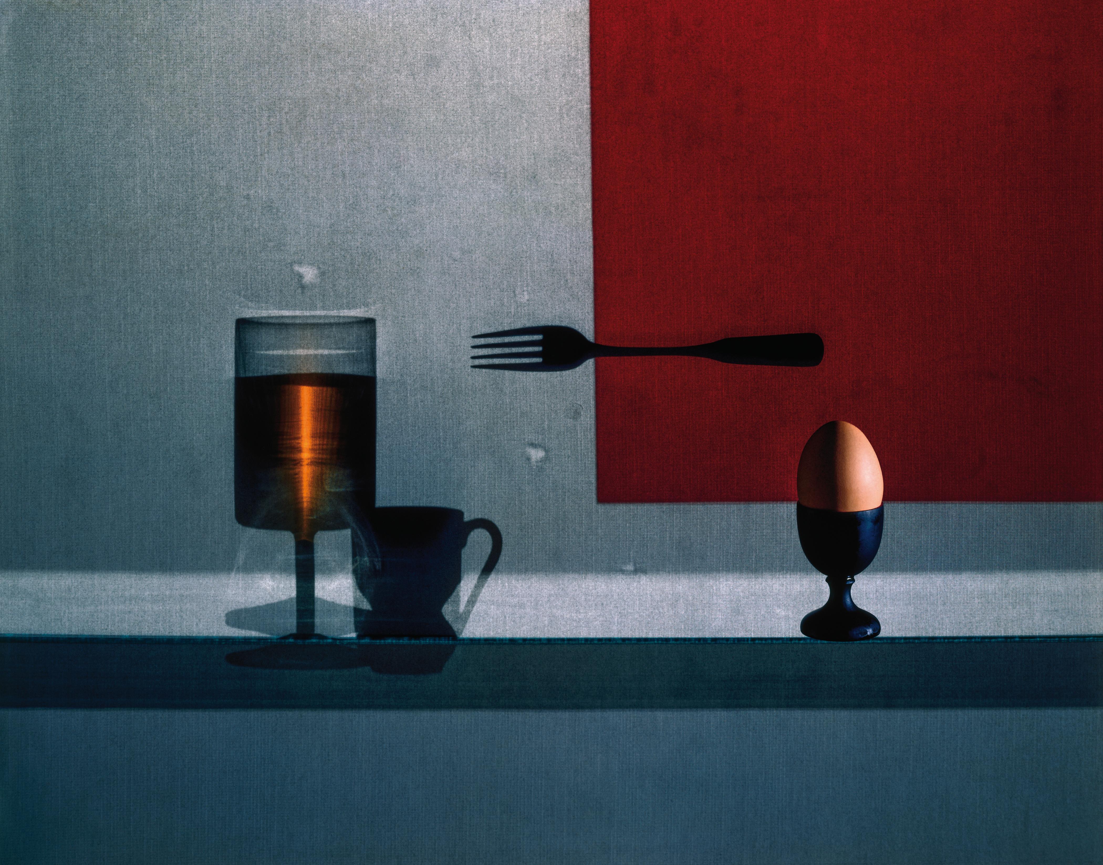 Egg and Fork, 1978