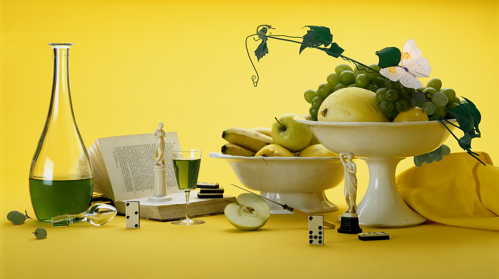 Yellow-Still-Life