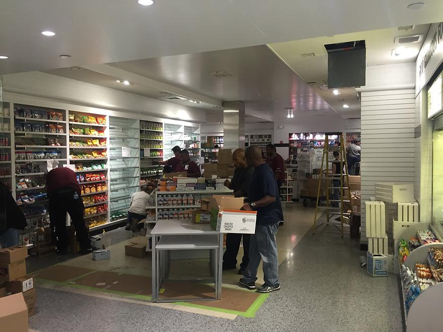 Cibo Express IAH Airport