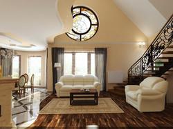 Contemporary Luxury Interior