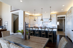 Upgraded Contemporary Kitchen