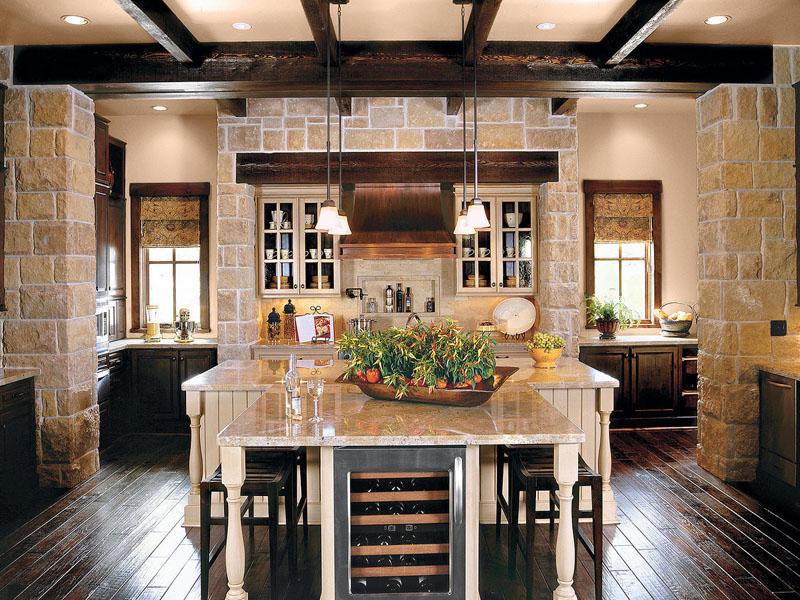 Luxury Southern Kitchen