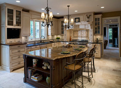 Southern Contemporary Kitchen