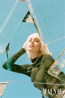 Mirror to the Sun MALVIE French Magazine