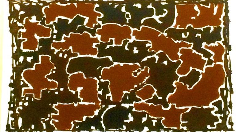 Puzzle brun