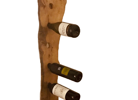 Porte-bouteilles en Chêne