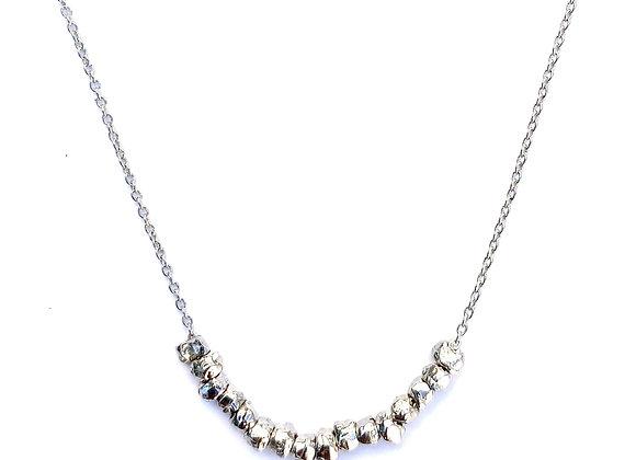 Collier Perle d'argent