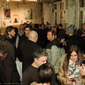 Janine Machiedo, 02.02 au First Friday à Bienne