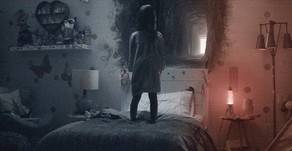Gavin a co-writer on PARANORMAL ACTIVITY: THE GHOST DIMENSION.
