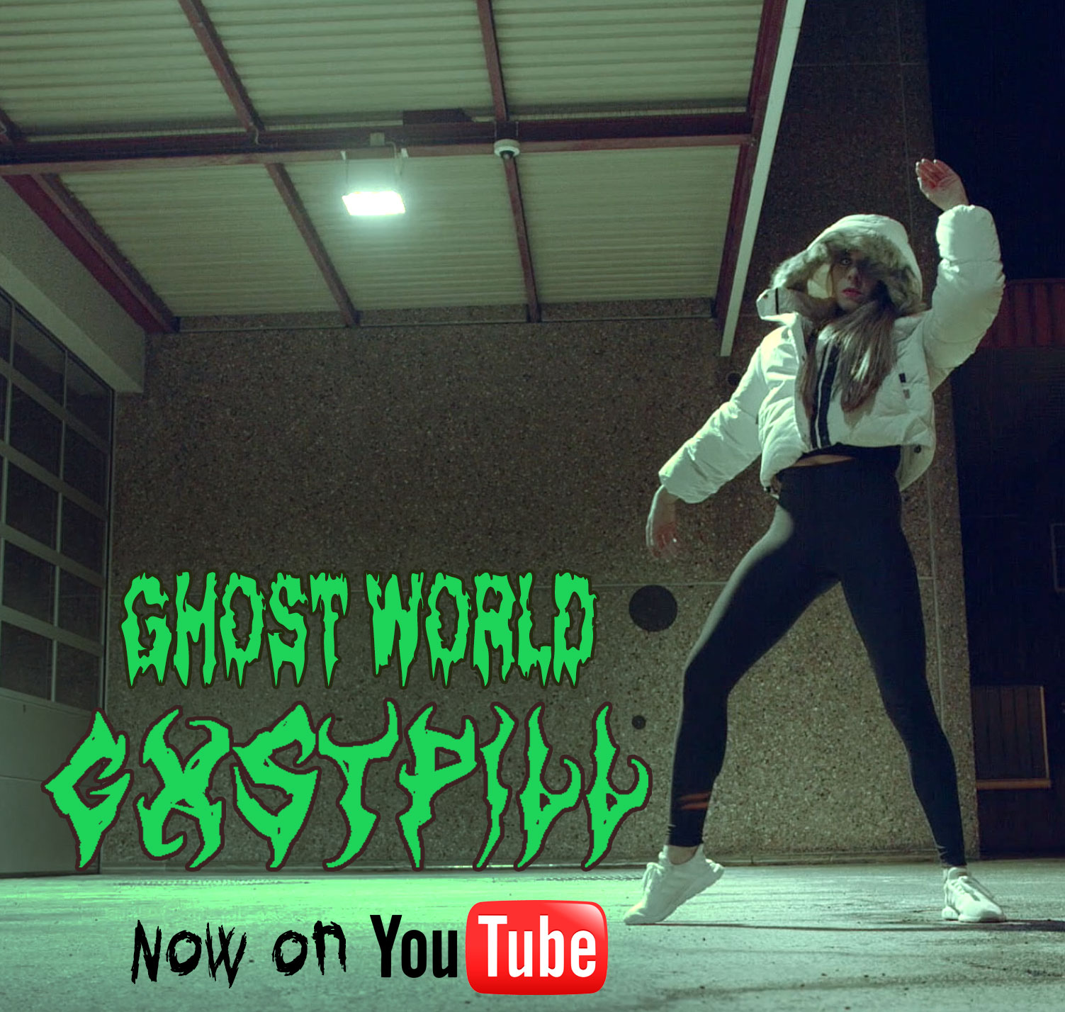 GXSTPILL - Ghost World