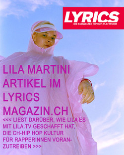 Lila Artikel im Lyrics Magazin