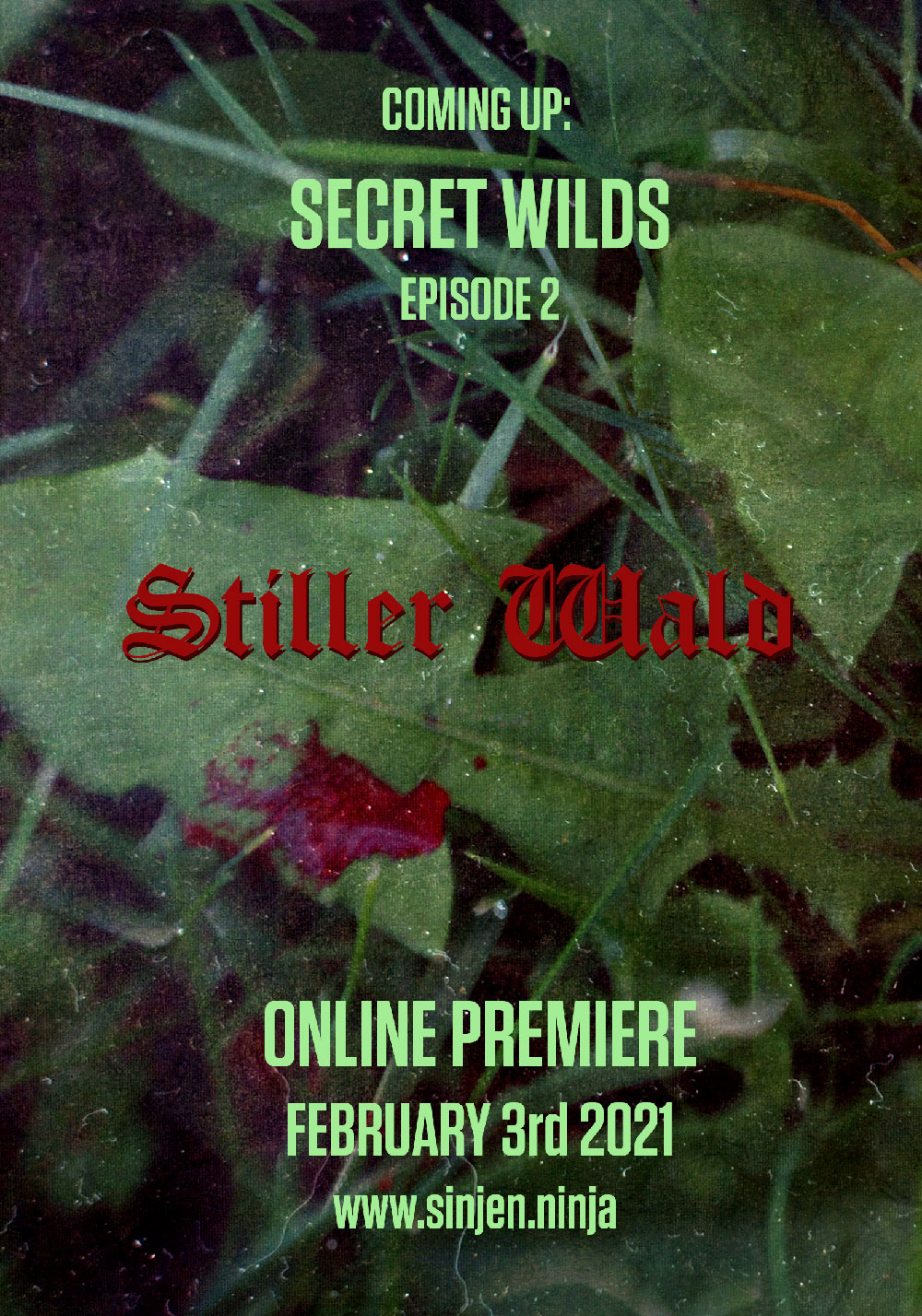 Stiller Wald Announcement