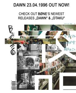 BØNE - DAWN 23.04.1996