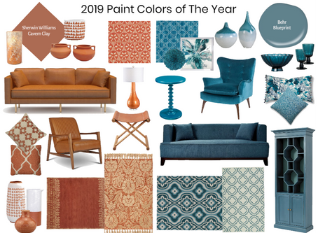 Color and Staging Trends 2019