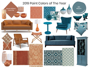 Colors of the Year 2019