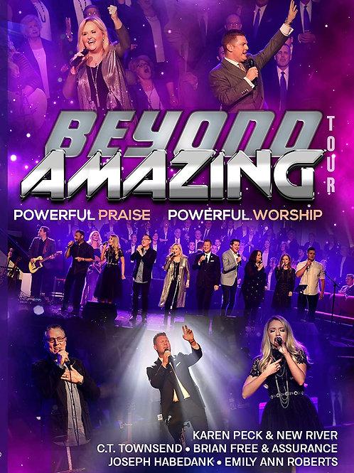 Beyond Amazing Tour DVD