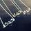 "Thumbnail: ""Deeper Oceans"" Necklace"
