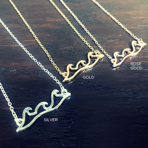 """Deeper Oceans"" Necklace"