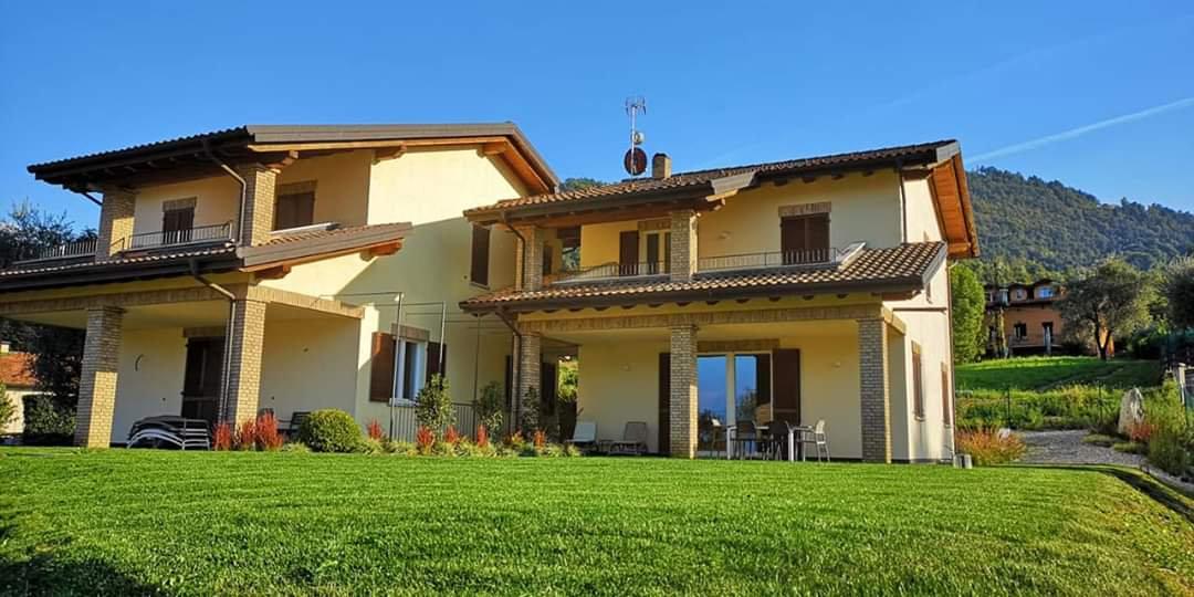Bellagio, grande casa con 2 appartamenti