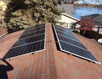 Michigan Agency for Energy grant gives community solar shares to 50 low-income households