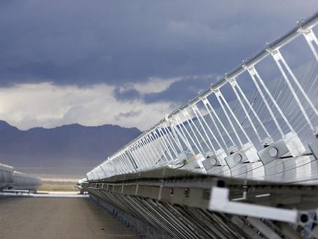 Las Vegas shines as a model for solar power